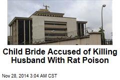 14 year old kills her Polygamous husband
