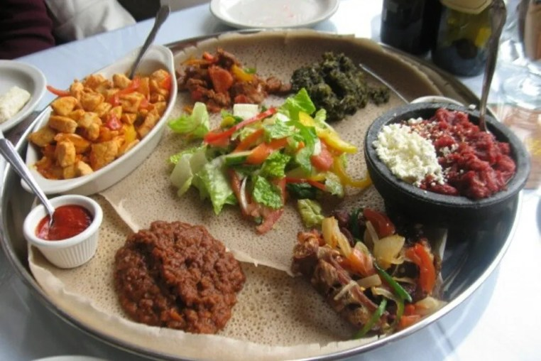 Image result for demera ethiopian restaurant
