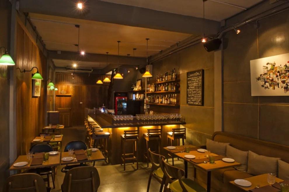 Soul Food Mahanakorn Bangkok Restaurants Review 10Best