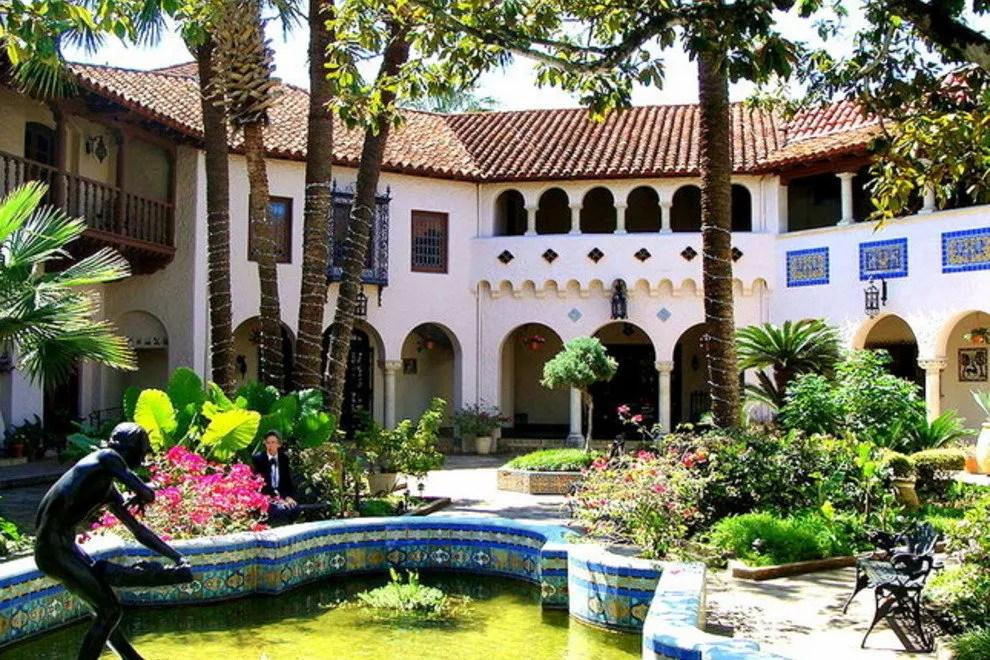 Mcnay Art Museum In San Antonio San Antonio Attractions