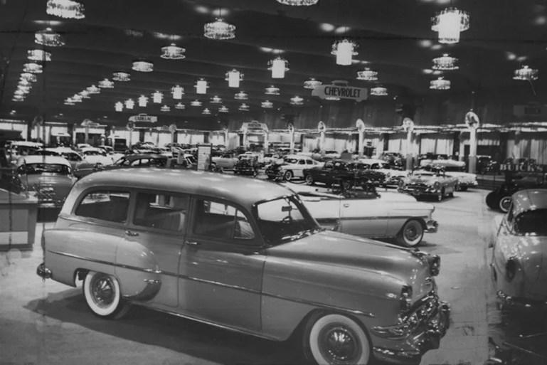 Indianapolis auto show