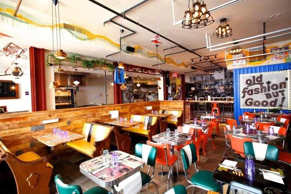 New Food York Restaurants Soul