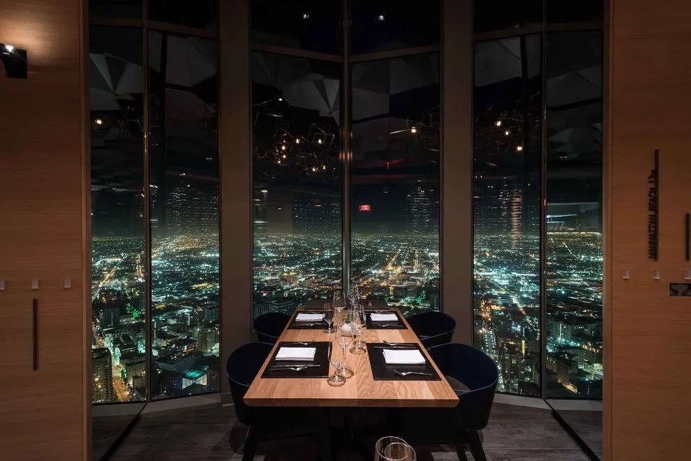 71 Above Los Angeles Restaurants Review 10best Experts