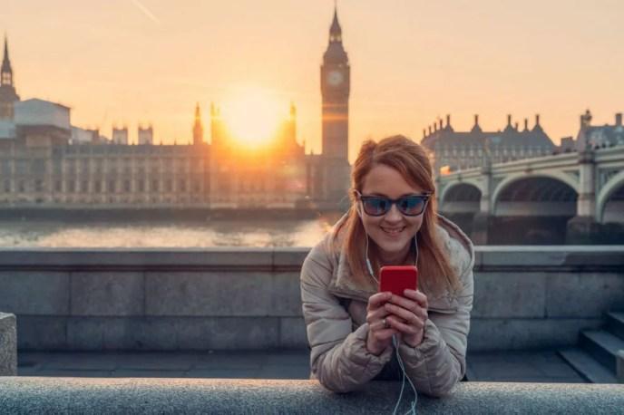 Tune in using your smartphone or smart speaker
