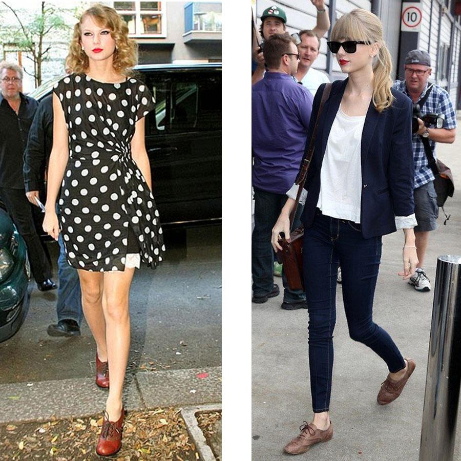 [穿搭]穿上品味的態度博得好感的牛津鞋! - Ann'S