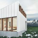 Diseño de Panorama Architects para Paperhouses. Imagen cortesía de Paperhouses