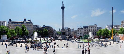 Praça Trafalgar © LifeInMegapixels, via Flickr