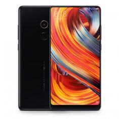 Xiaomi Mi MIX 2 Global Bands 5.99 inch 6GB RAM 128GB ROM Snapdragon 835 Octa core 4G Smartphone