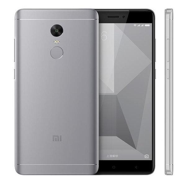 banggood Xiaomi Redmi Note 4X Snapdragon 625 MSM8953 2.0GHz 8コア GRAY(グレイ)