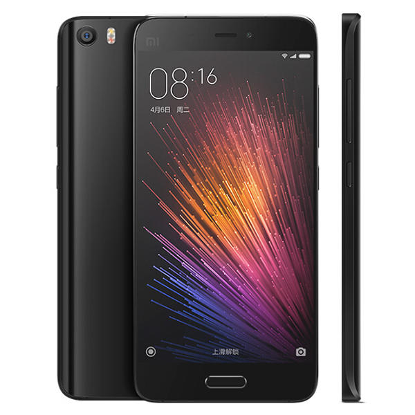 banggood Xiaomi Mi5 Snapdragon 820 MSM8996 2.15GHz 4コア,Snapdragon 820 MSM8996 lite 1.8GHz 4コア BLACK(ブラック)