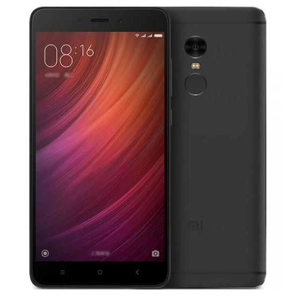banggood Xiaomi Redmi Note 4 MTK6797 Helio X20 2.1GHz 10コア BLACK(ブラック)