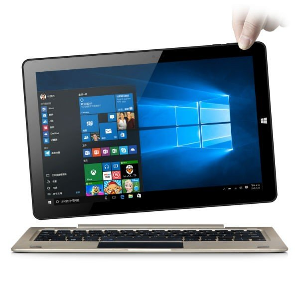 banggood Onda oBook 10  Atom Cherry Trail x5-Z8300 1.44GHz 4コア GOLDEN(ゴールデン)