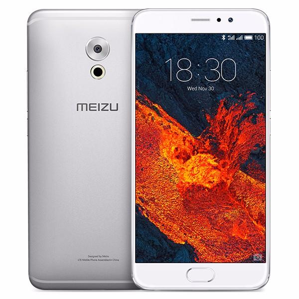 banggood MEIZU Pro 6 Plus EXYNOS 8890 2.0GHz 8コア SILVER(シルバー)