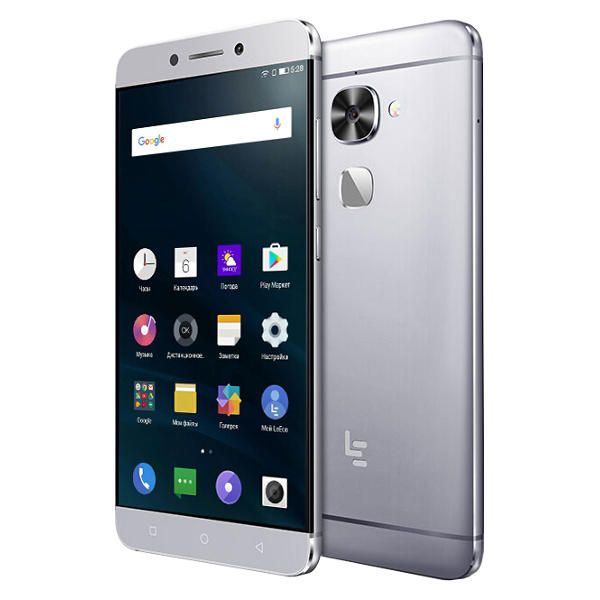 banggood LeTV LeEco Le 2 X527 Snapdragon 652 MSM8976 1.8GHz 8コア GRAY(グレイ)