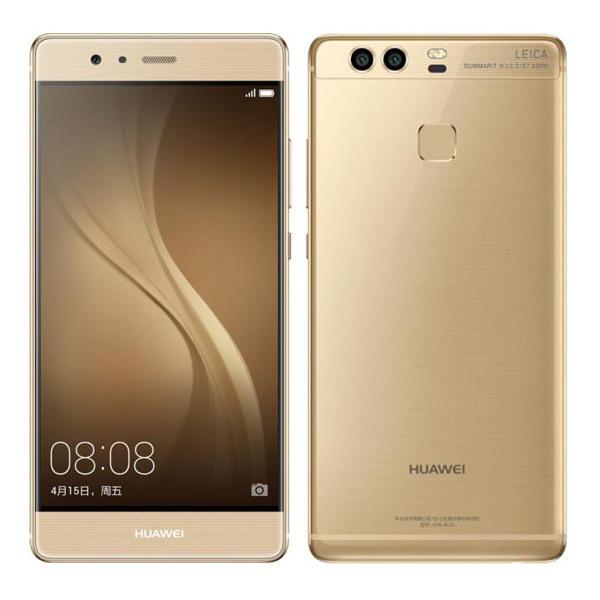 banggood Huawei P9 Kirin 955 2.5GHz 8コア GOLDEN(ゴールデン)