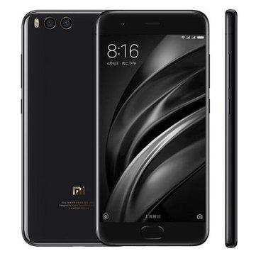 Xiaomi Mi6 Mi 6 Ceramic, Exclusive Edition 5.15-inch 6GB RAM 128GB ROM Snapdragon 835 Octa Core 4G Smartphone