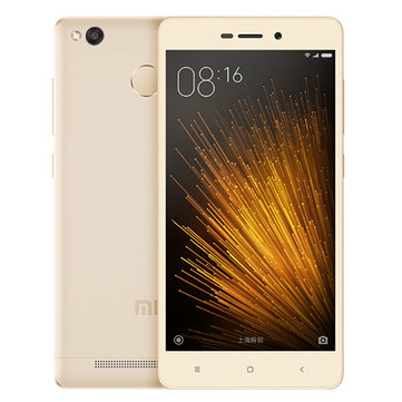 Xiaomi Redmi 3x 5 Inch Fingerprint 2GB RAM 32GB ROM Snapdragon 430 Octa-core 4G Smartphone