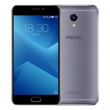 Meizu M5 Note 5.5-inch Fingerprint 4GB RAM 64GB ROM MTK Helio P10 Octa core 4G Smartphone