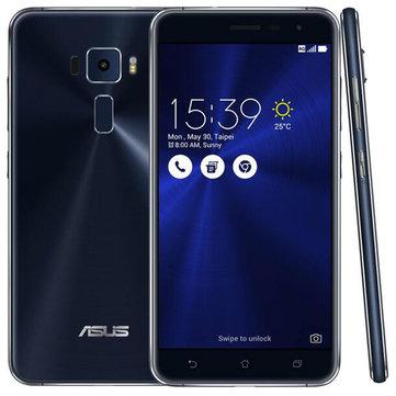 ASUS ZenFone 3 ZE552KL 5.5 Inch Fingerprint 4GB RAM 64GB ROM Snapdragon 625 Octa core 4G Smartphone