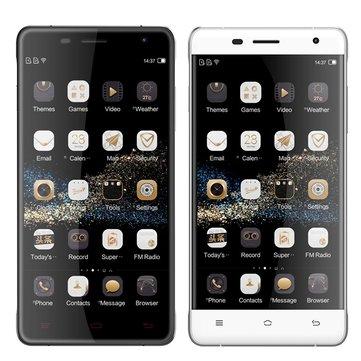 OUKITEL K4000 Pro 5-inch 2.5D Screen MTK6735P Quad-core Smartphone