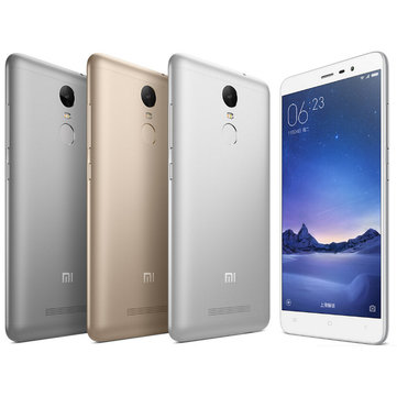XiaoMi Redmi 3 Pro Snapdragon 616 MSM8939v2 1.5GHz 8コア
