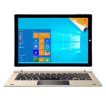 banggood Teclast Tbook 10 S Atom Cherry Trail X5 Z8350 1.44GHz 4コア CHAMPAGNE GOLD(シャンペンゴールド)