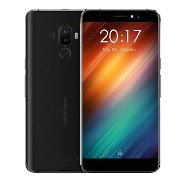 Ulefone S8 5.3 inch Fingerprint 1GB RAM 8GB ROM MTK6580 Quad-core 3G Smartphone