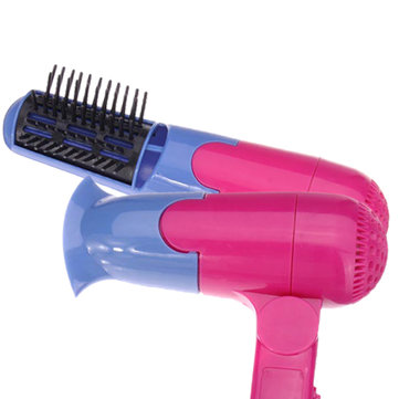 mini handy hair dryer b curly hair styling tool us 6 77