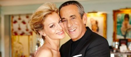 Thierry Ardisson And Audrey Crespo-Mara - Dating, Gossip, News, Photos