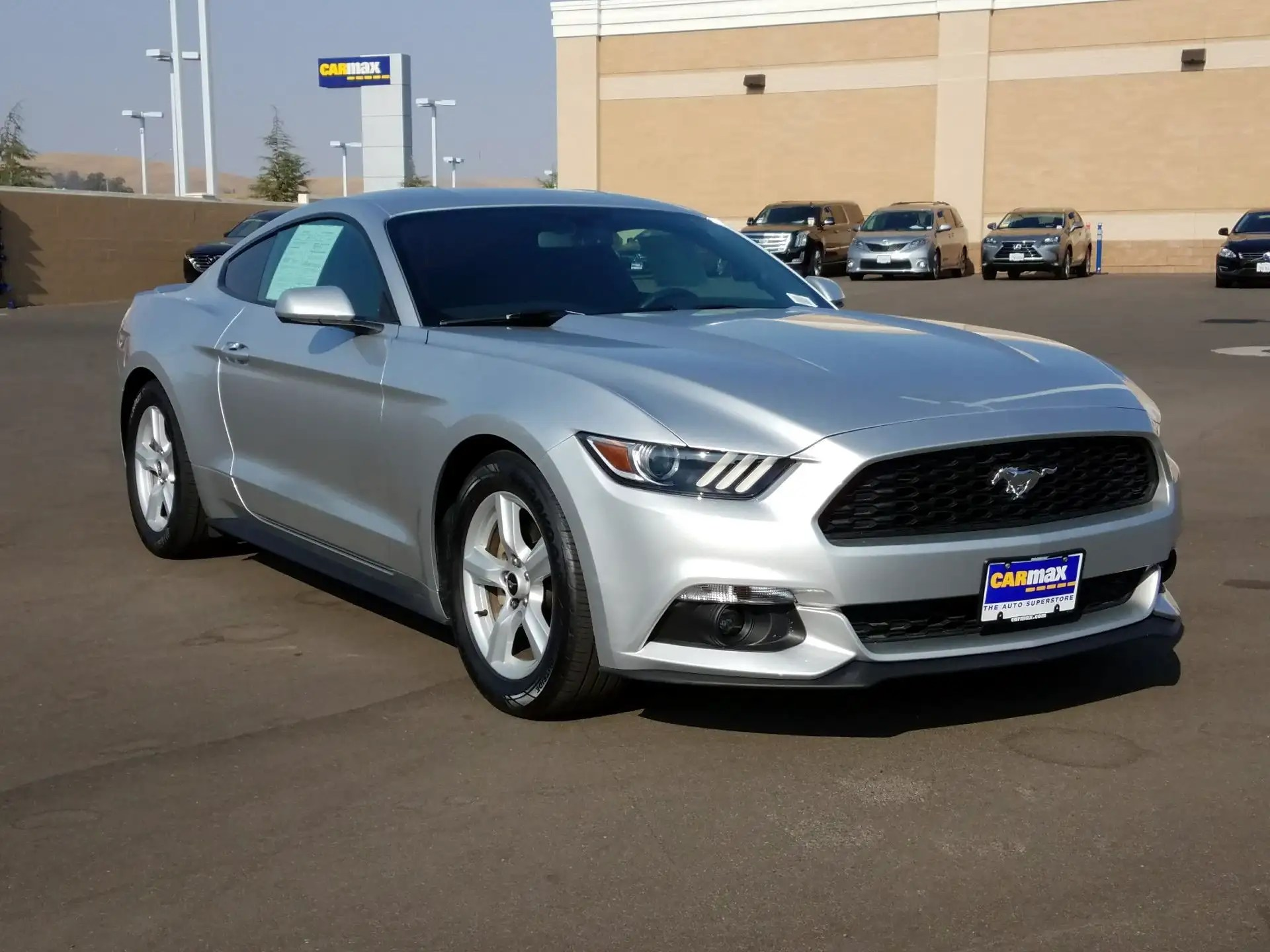 Used Ford Mustang 2015 Near You   CarMax 2015 Ford Mustang EcoBoost
