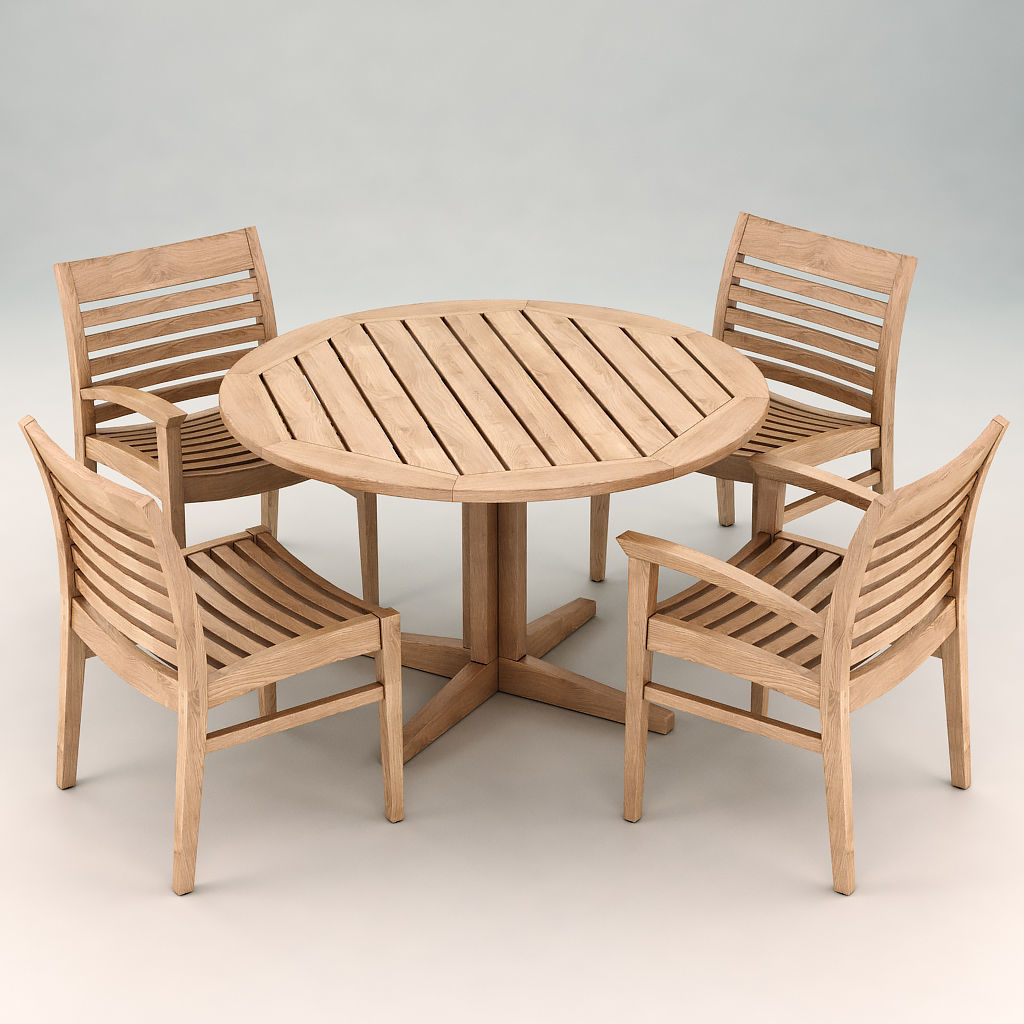 Garden Furniture 3D Home Design Ideas