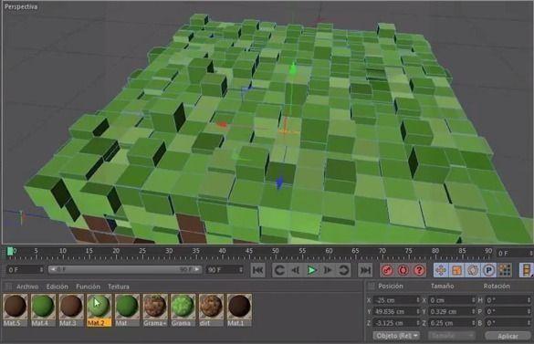Earth 3d Minecraft Cgtrader