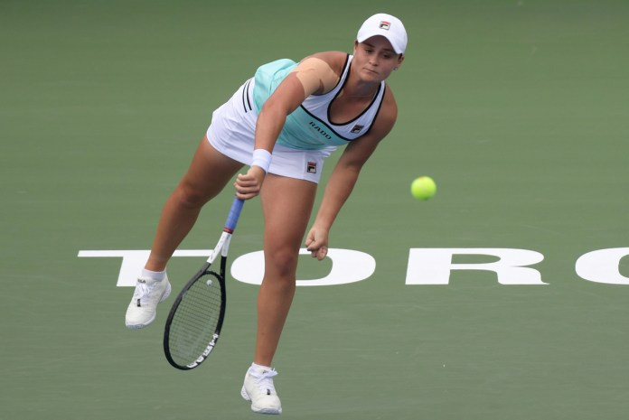 Barty extends top place in WTA rankings 2