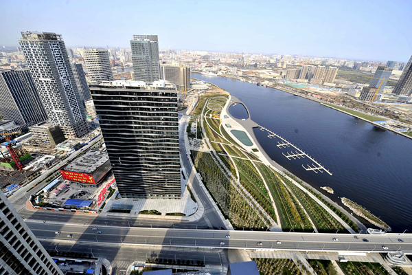 Tianjin takes lead in benefits for top foreign experts 2