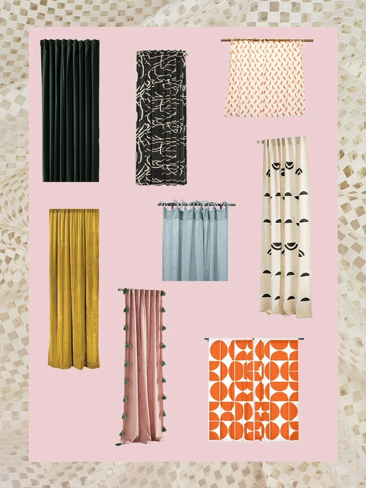 the best curtains for your rental apartment