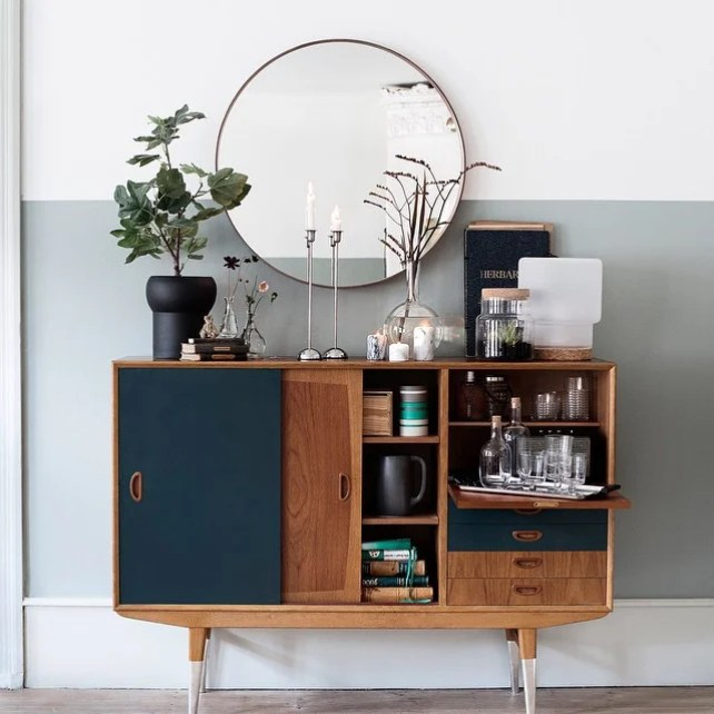70's chic - Interior Design Trends of 2019