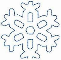 gallery images and information snowflake outlines