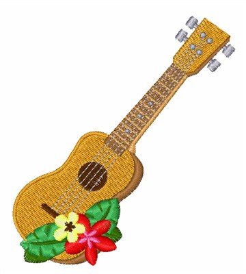 Ukulele Embroidery Designs Machine Embroidery Designs At Embroiderydesigns Com