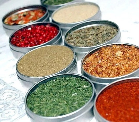 BBQ dry rub sampler - 12 marinade seasonings - cooking gift for your chef, grill master - dellcovespices