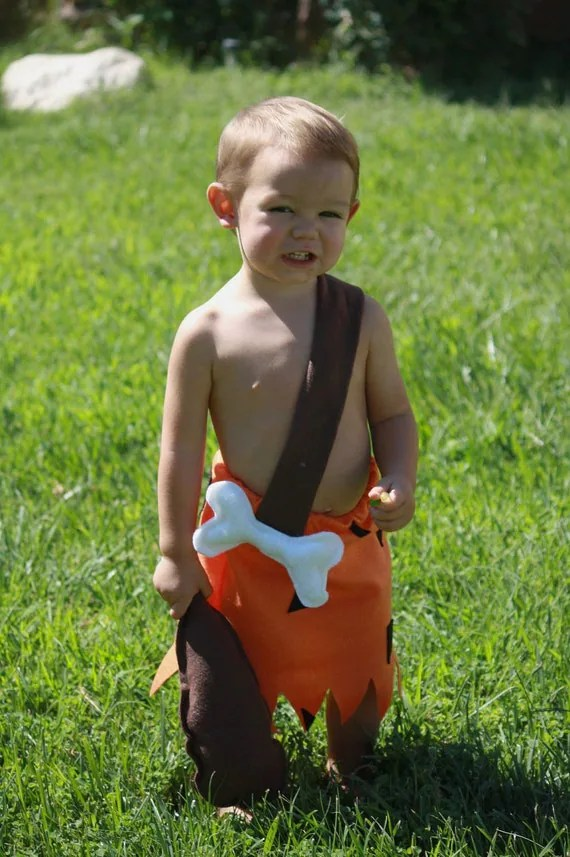bam bam costume Flintstone costumes with club bam bam 8t 6t 5t 4t 3t 2t 18 12 9 6 3 months - HTHRGRC3HEATHER