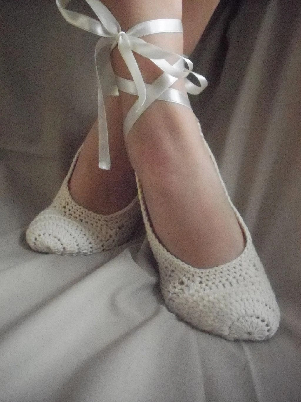 Bridal wedding dans shoes slippers green Bridal Party Bridesmaid