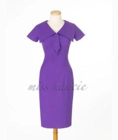 Stunning Pencil dress Mad men Reproduction Joan dress wiggle