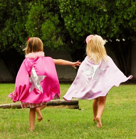 kids superhero capes - memasmakings