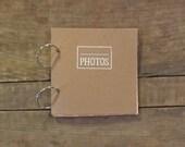 Mixed Paper Book: Summer Square - petalineprints