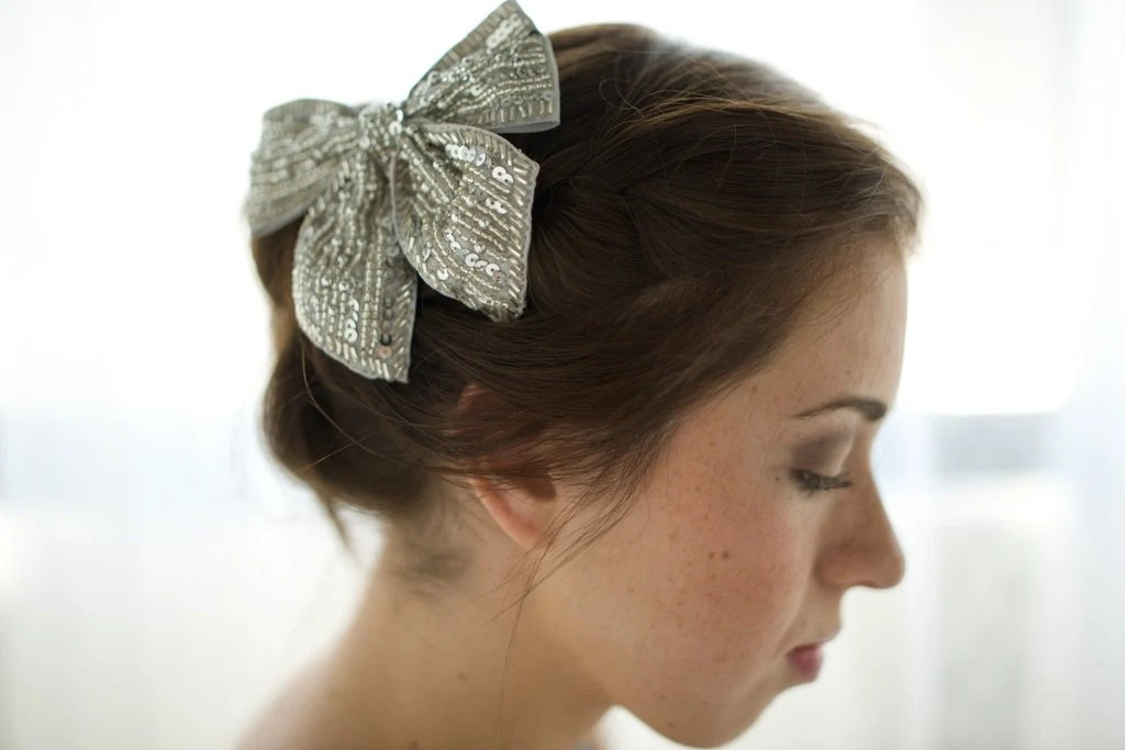 Wedding Hairstyles Wedding Bows Hair Combs