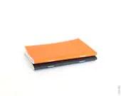 Halloween set of black and orange notebooks (journals) - Buntmal