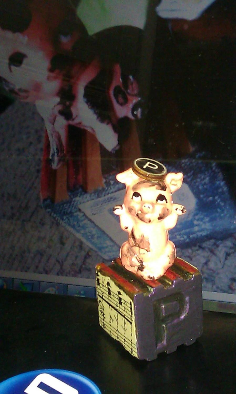 pig sculpture ira mency