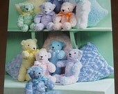 K2000 Teddy Bear and Cushion