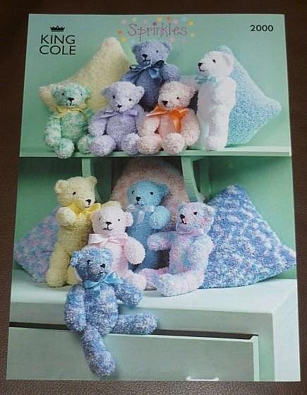 K2000 Teddy Bear and Cushion