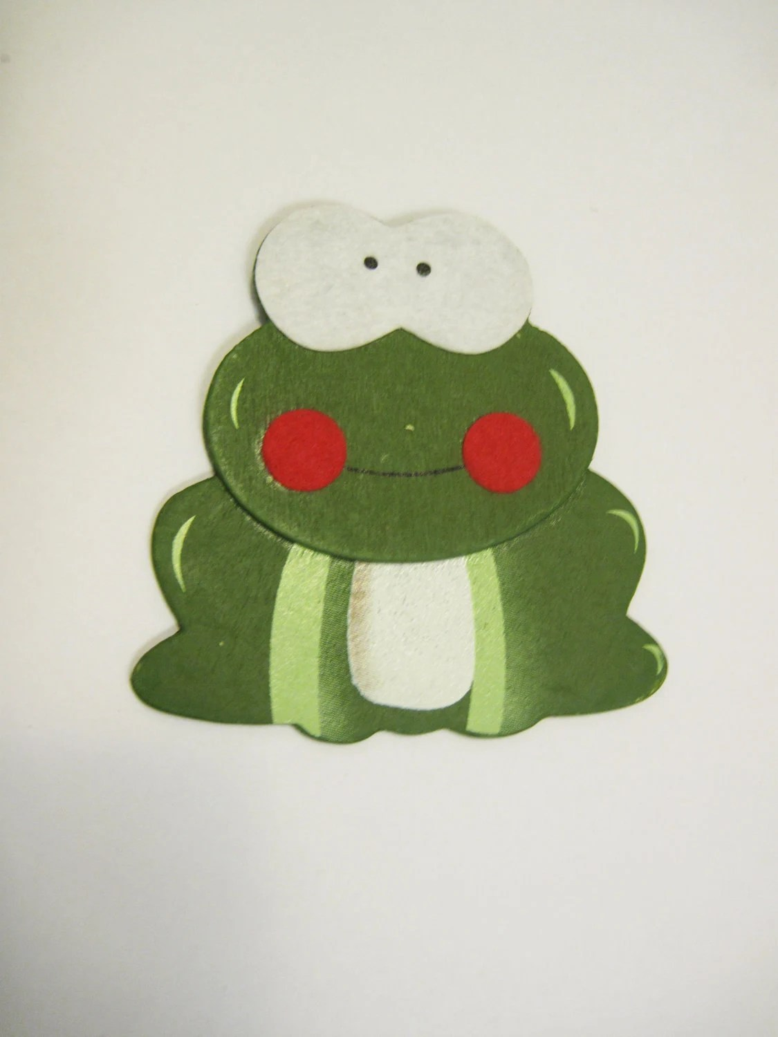 Cute Kawaii Frog Magnet